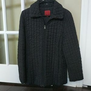 Black slimming cole Hann Jacket small